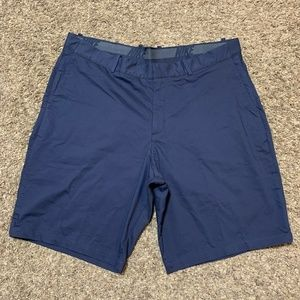 Nike Golf Dri Fit Shorts Size 40 Navy 892010-451
